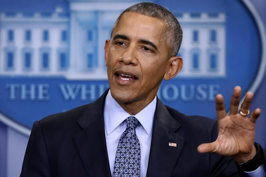 Barack Obama, expresidente de Estados Unidos (AP)