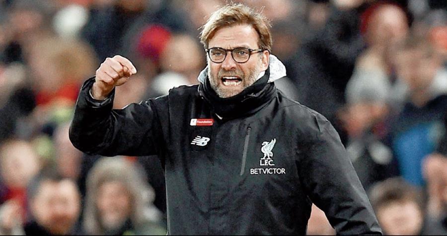La metodología de Jürgen Klopp es una de las más exitosas en el futbol. (Foto Prensa Libre: Hemeroteca PL)