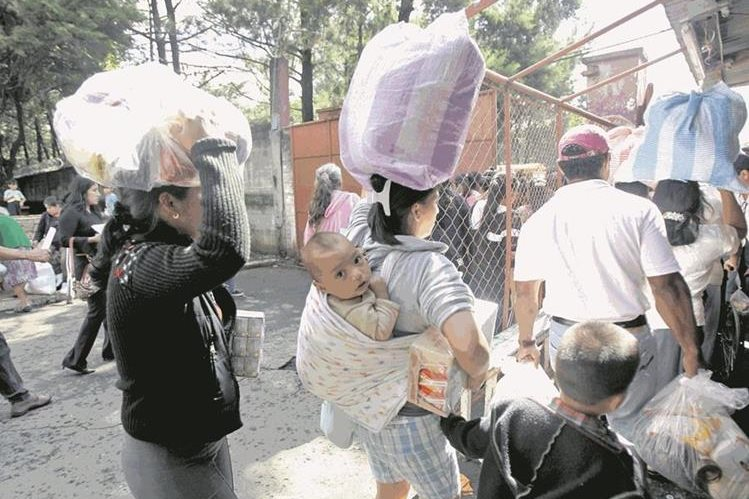 La Bolsa Segura fue objeto de politización durante varios años. (Foto Prensa Libre: Hemeroteca PL)