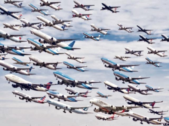 La IATA prevé que el tráfico aéreo continuará su crecimiento en América Latina,