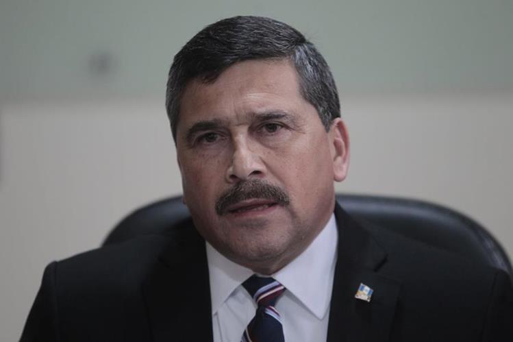 Edgar Barquín es señalado por el MP y la Cicig de lavado de dinero. (Foto Prensa Libre: Hemeroteca PL)