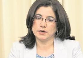La jueza Claudia Escobar fue obligada a exiliarse en #EEUU. (Foto: Hemeroteca PL)