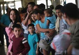 El auge de migrantes detenidos vuelve a ser preocupación.