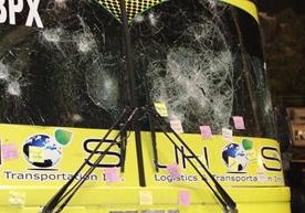 Un grupo de seguidores cobaneros provocó disturbios.