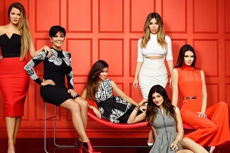 Las hermanas Kardashian desaparecerán por un tiempo de la pantalla chica. (Foto Prensa Libre: farandula.com)