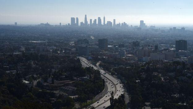 ¿Y si Los Angeles fuese mexicana? AFP