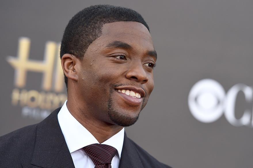 El actor Chadwick Boseman será el encargado de protagonizar la cinta. (Foto Prensa Libre: Hemeroteca PL)