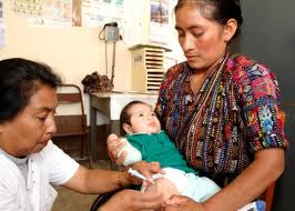 ONU lamenta restricción de salud de los pueblos indígenas. (Foto Prensa Libre: Hemeroteca PL)