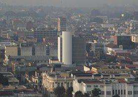 Actualmente la ciudad de Guatemala está dividida en 22 zonas. La enumeración de la planificación llega hasta la zona 25. (Foto Prensa Libre: Hemeroteca PL)