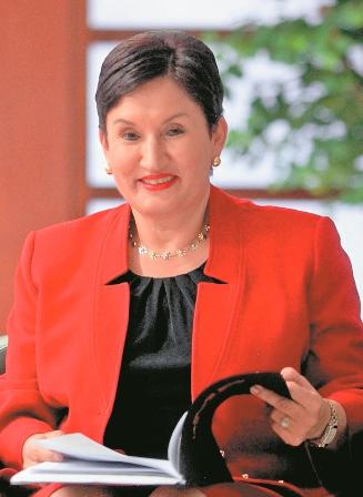 Thelma Aldana jefa del Ministerio Público. (Foto Prensa Libre: Hemeroteca PL)