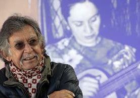 Ángel Parra, reconocido músico, cantante y escritor, falleció en París, debido a un cáncer que padecía desde hace más de tres años. (Foto Prensa Libre: EFE)