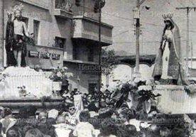 Imagenes Históricas de la Semana Santa de Guatemala en los años 80, 90 y 2000