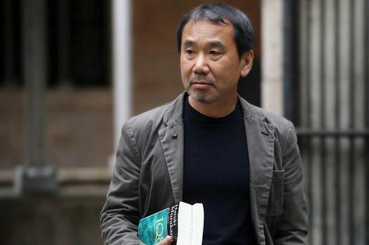 Murakami es uno de los escritores que más ventas tienen en el mundo. (Foto Prensa Libre: Hemeroteca PL).