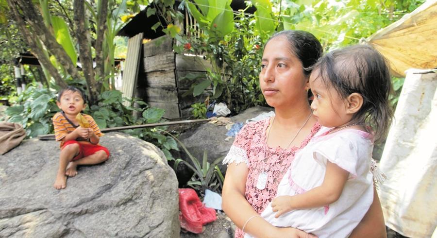 Acciones para prevenir la desnutrición crónica muestran lentitud según monitoreo (Foto Prensa Libre: Hemeroteca PL).