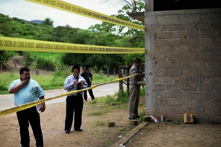 """Los cuerpos fueron hallados 11 días después en el municipio de Jerez y, según las denuncias presentaban huellas de tortura y el """"tiro de gracia"""". (Foto Prensa Libre: ejecentral.com.mx)."""