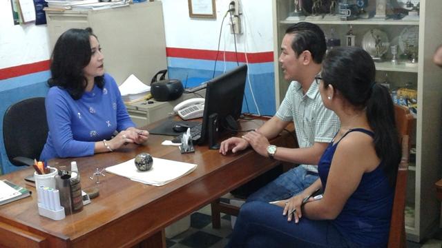 Rocha posee un Máster en Administración de Recursos Humanos, y es docente universitaria. (Foto Prensa Libre: Melvin Popa)
