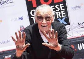 El artífice creativo de Marvel y sus cómics recibió homenaje a su carrera.