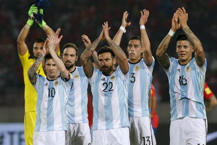 La selección de Argentina cerró el 2016 en el primer lugar del ranquin mundial de selecciones de la Fifa. (Foto Prensa Libre: Hemeroteca)