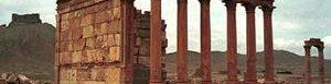 Torres funerarias de Palmira.