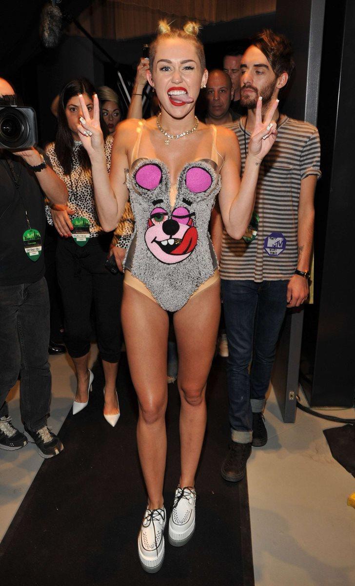 Miley Cyrus será la anfitriona de los MTV VMA.