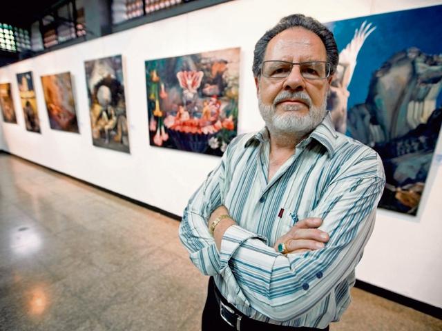 Manolo Gallardo celebra 59 años de trayectoria artística.