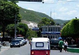 Municipalidad busca mejorar la locomoción en Guastatoya, El Progreso. (Foto Prensa Libre).