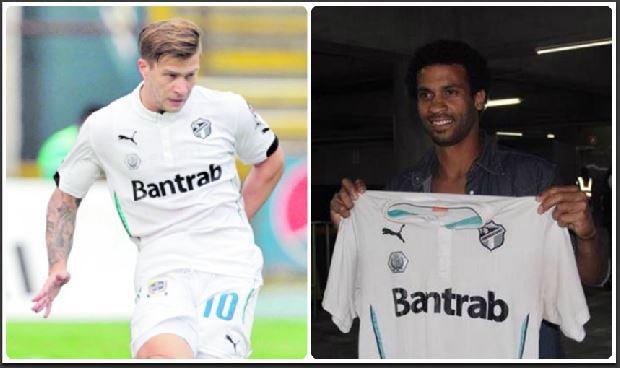 Gallego y Silva no entraron en las planes de Ronald González para el Apertura 2017. (Foto Prensa Libre: Hemeroteca PL)