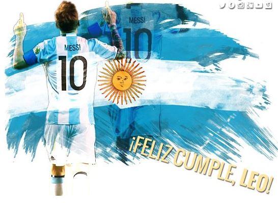 El argentino Lionel Messi celebra este viernes su cumpleaños número 30. (Foto Redes Sociales).