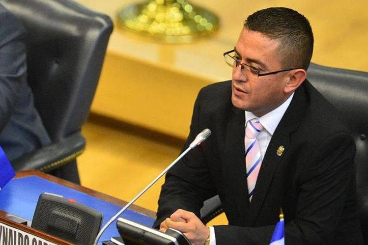 El diputado conservador, Reynaldo López Cardoza. (Foto: elsalvador.com).
