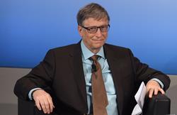 Bill Gates es el hombre más rico del mundo de acuerdo con la revista Forbes. (Foto Prensa Libre: Hemeroteca PL)