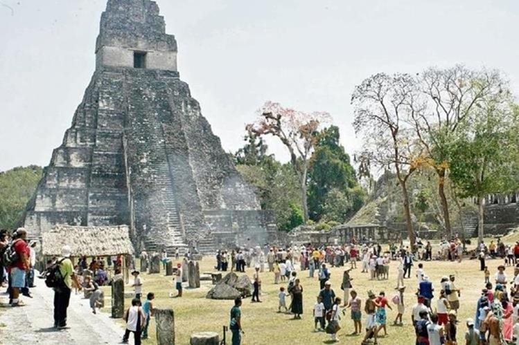 El plan pretende impulsar la visita de viajeros. (Foto Prensa Libre: Hemeroteca PL)