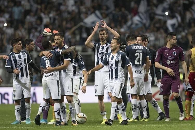 Monterrey vs Morelia, Liga MX Apertura 2017 — Semifinal en vivo