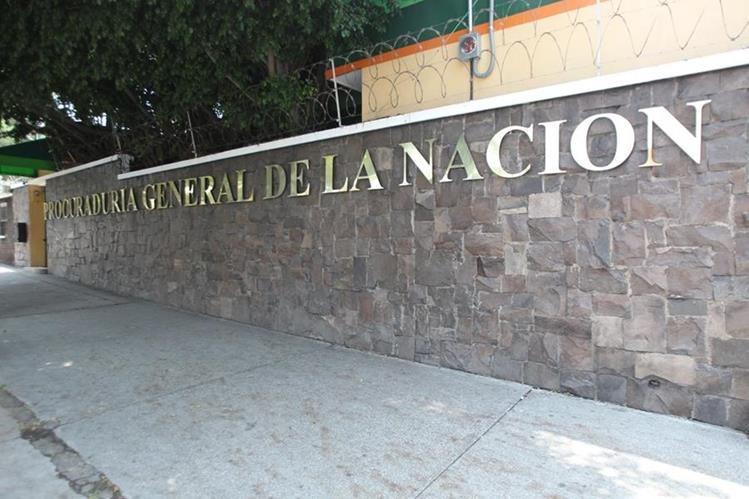 La Procuraduría General de la Nación busca recuperar dinero perdido por distintos casos. (Foto Prensa Libre: Érick Ávila)