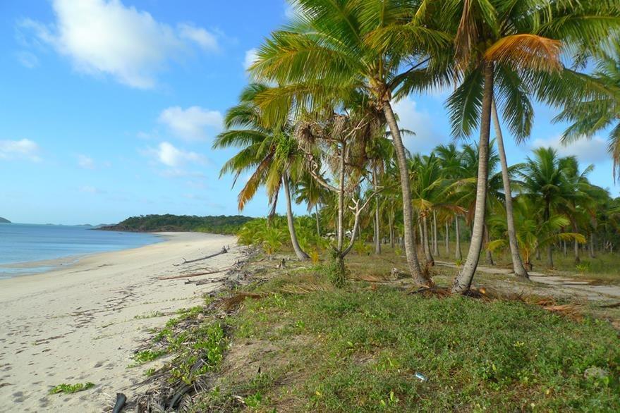 Estrecho de Torres, que separa Australia y Papúa Nueva Guinea. (Foto: Internet)