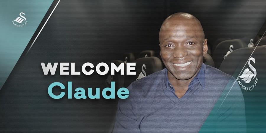 El Swansea ya le dio la bienvenida a Makelele. (Foto Prensa Libre: Twitter Swansea)