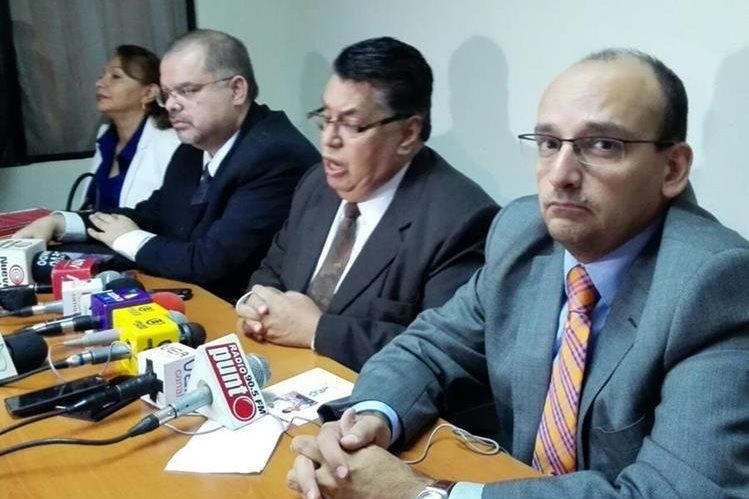Pacientes con hemofilia denuncian deficiente atención por parte del Estado. (Foto Prensa Libre: Edwin Bercián)
