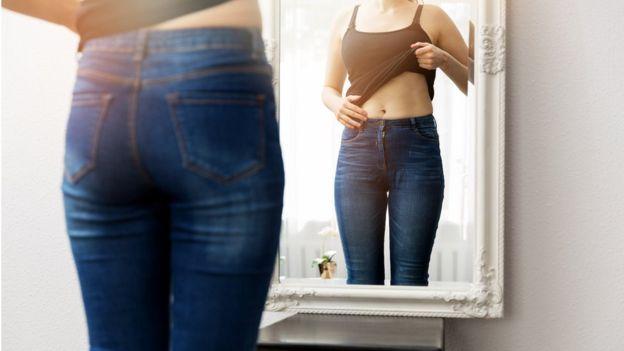 """Maya empezó a padecer anorexia hace dos años. Todo empezó como una """"cuestión de nutrición"""". (RONSTIK)"""