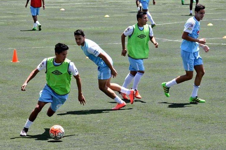 La Selección Sub 20 será juramentada este martes y viajará el miércoles a Panamá para disputar el torneo de Uncaf camino al premundial de Costa Rica. (Foto Prensa Libre: Fedefut)
