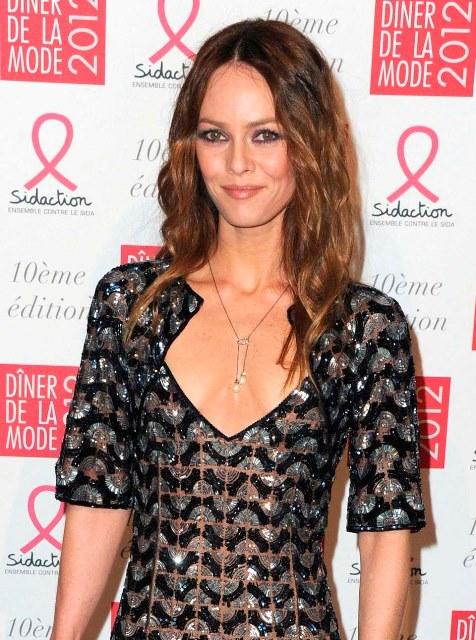 La cantante, actriz y modelo francesa Vanessa Paradis también es conocida por haber sido pareja del actor Johnny Depp entre 1998 y 2012. (Foto Prensa Libre: BENAROCH/SIPA / Rex Features).