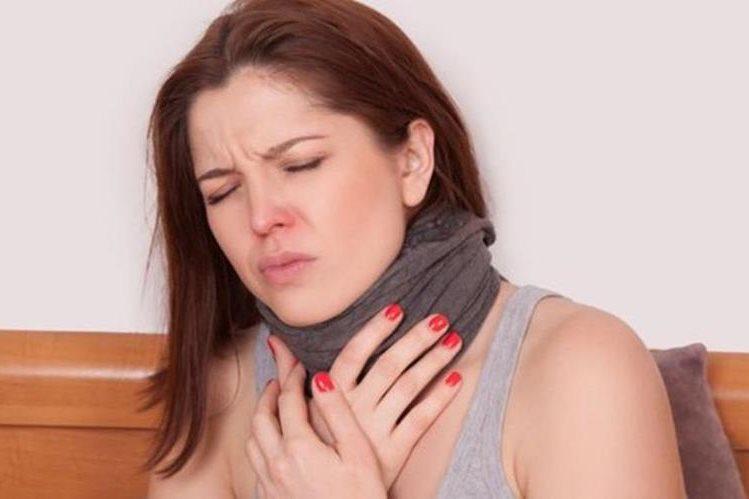 En personas vulnerables, el aire excesivamente frío puede causar inflamación en las vías respiratorias. (THINKSTOCK)