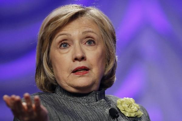 """<p>Hillary Clinton, exsecretaria de Estado de EE. UU. (Foto Prensa Libre: AP).<br _mce_bogus=""""1""""></p>"""