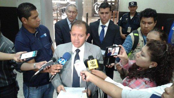 PGN busca regresar al caso La Línea por considerar que la estructura de defraudación aduanera afectó al Estado con sus acciones ilícitas. (Foto Prensa Libre: Jerson Ramos)