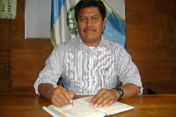 Gumercindo Reyes Bolvito, de 43 años.