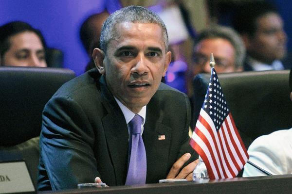 El hombre supuestamente amenazó con matar al presidente Obama.