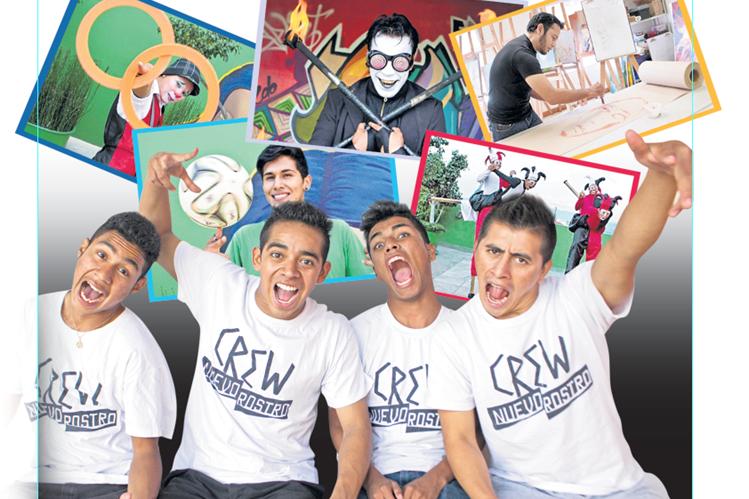 Jóvenes artistas de diferentes ramas convergerán en Festival de Arte Urbano.