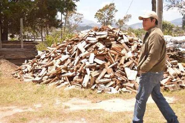 <p>El consumo no eficiente de leña puede mermar la biodiversidad de los bosques. (Foto Prensa Libre: Archivo)<br></p>