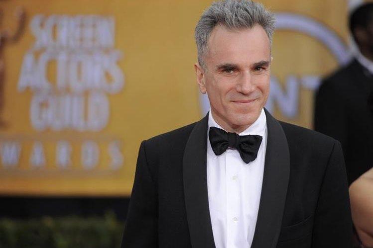 Daniel Day-Lewis ganó tres premios Óscar durante su carrera actoral. (Foto Prensa Libre: AP)