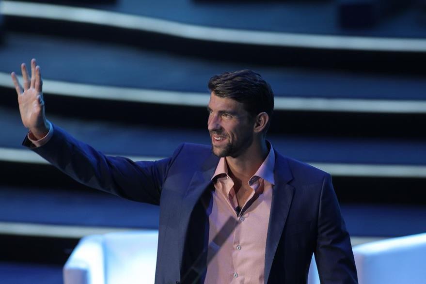 El nadador estadounidense Michael Phelps, máximo ganador de medallas de oro en Juegos Olímpicos con 18, será padre poco antes del inicio de los Juegos Olímpicos de Río de Janeiro. (Foto Prensa Libre: EFE)