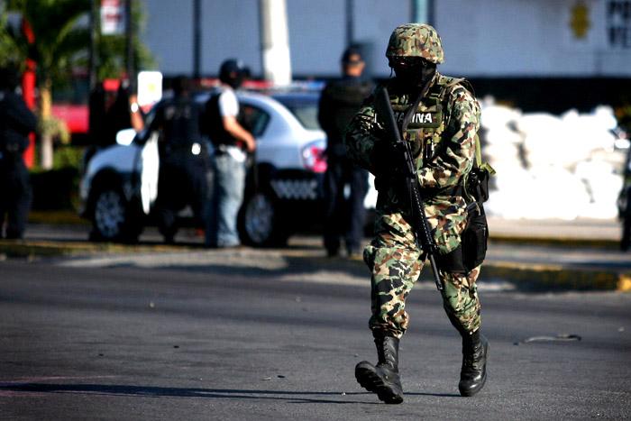 Veracruz, un estado rico en energéticos del Golfo de México, se encuentra inmerso desde el 2010 en una espiral de violencia. (Foto Prensa Libre: AFP).