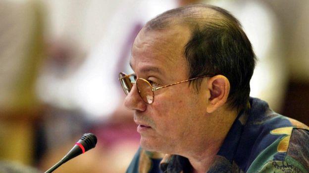 La historia del unicornio azul de Silvio Rodríguez está inspirada en la de Roque Dalton. (AFP).